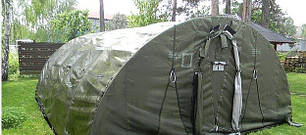 Палатка каркасная городок, фото 2