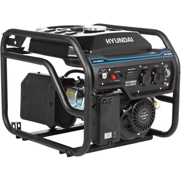 Генератор HYUNDAI HHY 3050FE (3 кВт)