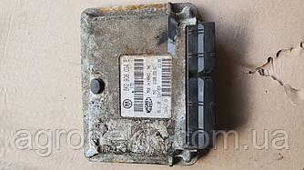 Блок управления двигателем 6k0906034e
