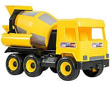 Самоскид Tigres Middle truck Жовтий (39493)