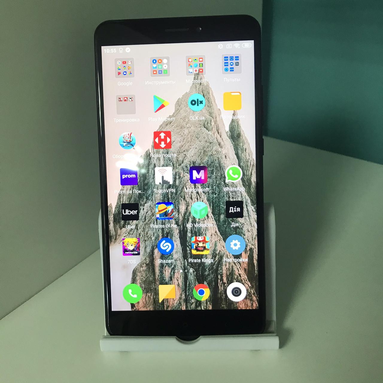 БУ Смартфон Xiaomi Mi Max 2 4/64GB Black