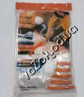 Пакеты для вакуумной упаковки вещей одежды с клапаном 70х100 мм, фото 1