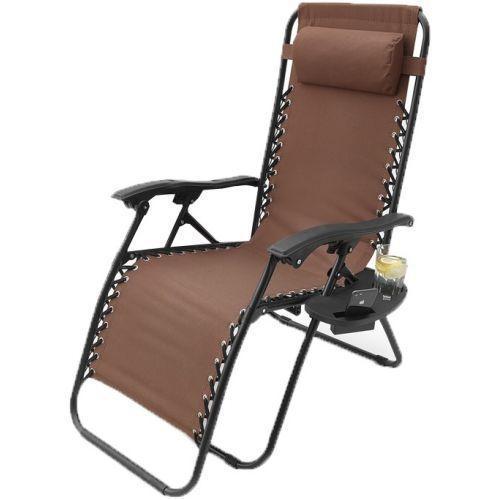 Шезлонг, крісло пляжне Zero Gravity