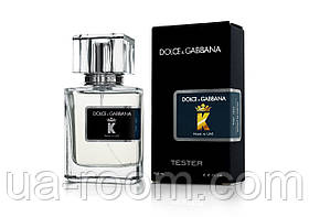 Тестер мужской Dolce&Gabbana K, 63 мл.
