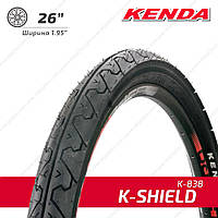 """Kenda 26"""" K-838 K-Shield Покрышка велосипедная шина шириной 1,95"""""""