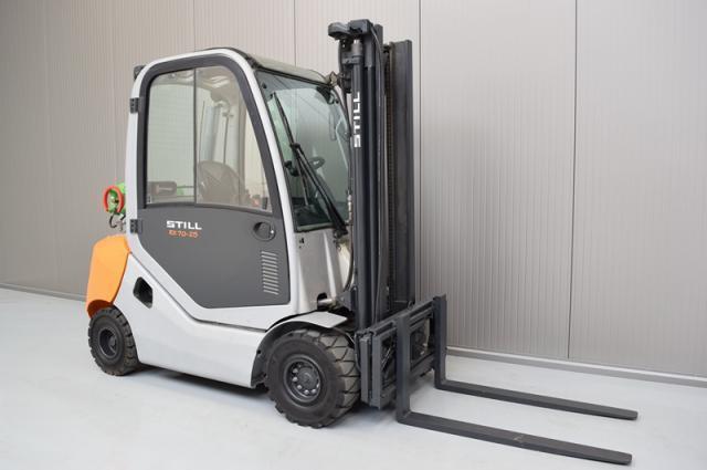 STILL RX70-25 (техніка преміум класа)