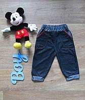 Детские бриджи на мальчика, детский комсомольский трикотаж от производителя, детская одежда, двунитка джинс