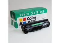 Лазерный картридж ColorWay №85A.Цвета: Black CW-H285M Совместимость: Canon LBP 6000/6020 / 6200. MF: 3 010