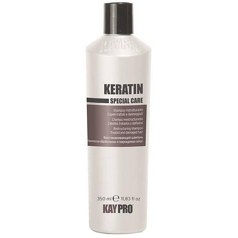 Шампунь с кератином Kay Pro Keratin 350 мл, фото 2