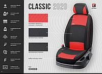 Автомобильные модельные чехлы Elegant для сидений