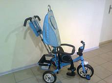 Детский трехколесный велосипед Turbo Trike М 5362-2, фото 3
