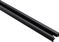 Трековый шинопровод однофазный Nowodvorski Profile Track Black 2 Metres, 2м, фото 1