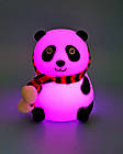 Детский силиконовый ночник «Панда», фото 5