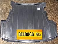 Коврик в багажник резиновый серый Great Wall Voleex C30, Грейт Вол Волекс С30, Грейт Волл Волекс Ц30