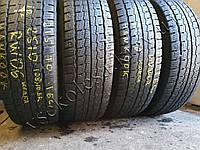 Зимние шины бу 215/70 R16c Hankook