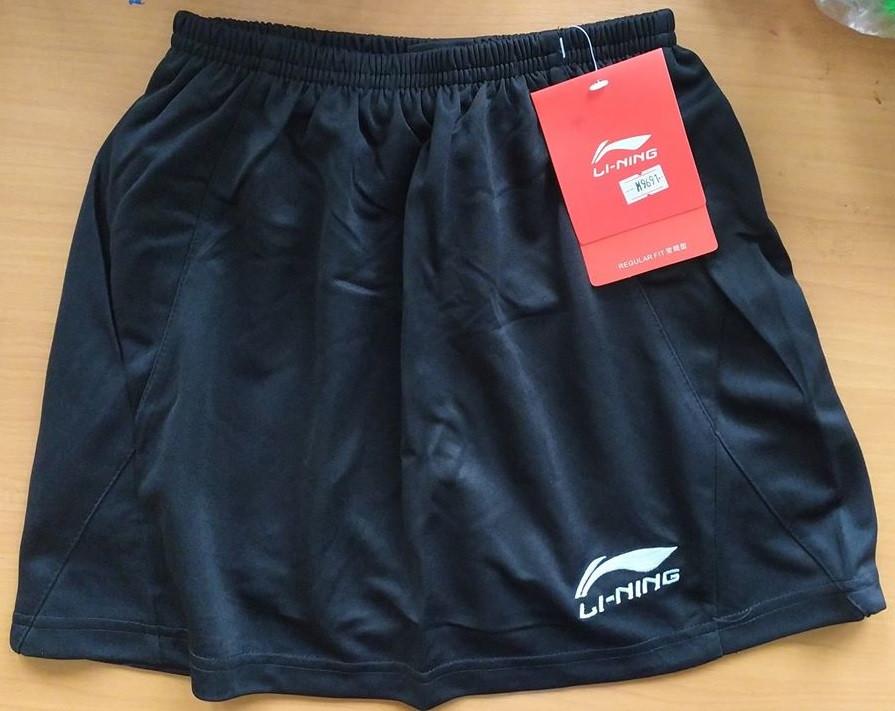 Юбка-шорты Li-Ning для игры в настольный теннис