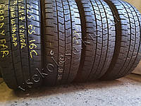 Зимние шины бу 225/65 R16c Goodyear