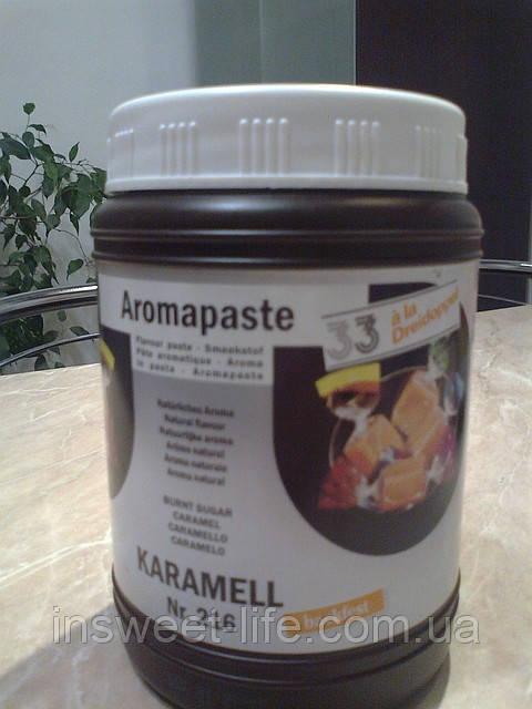 Ароматизатор харчовий пастоподібний карамель 1кг/упаковка