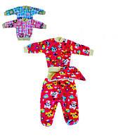 Комплект детский махровый,интернет магазин,ясельная одежда от производителя, вельсофт