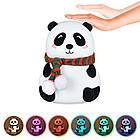 Детский силиконовый ночник «Панда», фото 6