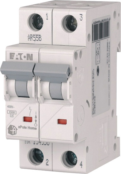 Авт. вимикач Eaton HL 2p 32A C 4,5 kA 194774