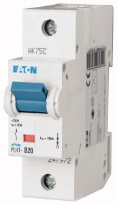 Авт. вимикач Eaton PLHT 1p 20A C 20kA 247981