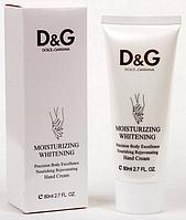 Крем для Рук DOLCE and GABBANA Moisturizing Whitening 80 g, ABD/21