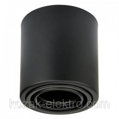 FREZYA-R Светильник накладной под лампу MR16/JCDR цвет черный