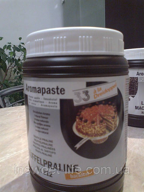 Ароматизатор пищевой пастообразный трюфель-пралине 1кг/упаковка