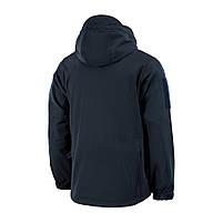 M-Tac куртка Soft Shell Dark Navy Blue, фото 2