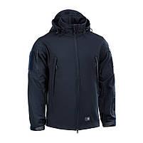 M-Tac куртка Soft Shell Dark Navy Blue, фото 3