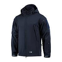 M-Tac куртка Soft Shell Dark Navy Blue