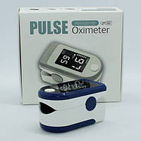 Электронный пульсометр оксиметр на палец SP-02 Портативный пульсоксиметр медицинский напалечный Oximeter