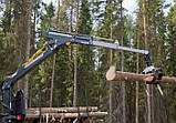 Манипулятор для леса Cranab FC8, фото 2