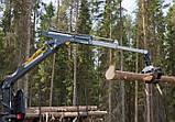 Манипулятор для леса Cranab FC10, фото 2