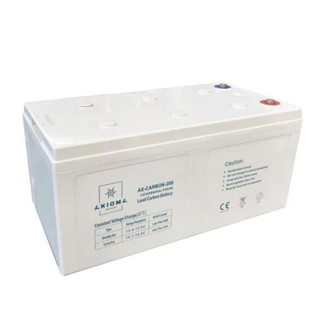 Аккумулятор гелевый Axioma energy 12В 200Ач AX-GEL-200