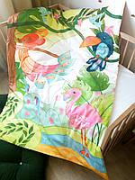 Комплект постельного белья «Волшебные птички»