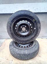 Шины  на дисках  145 \ 80 \ 13   Firestone 2005 р. ( 6мм. ) Opel Coarsa A , Astra , Daewoo 2130111