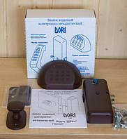 Замок кодовый электронно-механический DORI-4 (Ракушка черный)