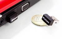 USB флешка, накопитель памяти 32Gb Verbatim Netbook USB Drive