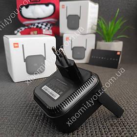 Репитер Wi-Fi Xiaomi Global Repeater Amplifier PRO 300 Ретранслятор,маршрутизатор,Усилитель сигнала Евровилка