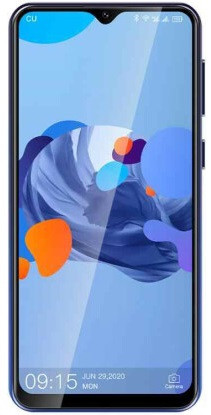 "Смартфон OUKITEL C19 2/16Gb Blue, 13+2+2/5Мп, 6.49"" IPS, 2SIM, 3G, 4000мАh, 4 ядра, MT6737"