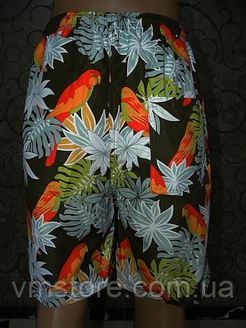 Летние мужские шорты с ярким рисунком, фото 2