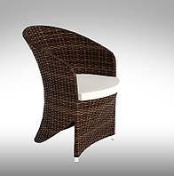 Кресло плетеное из ротанга Aguila