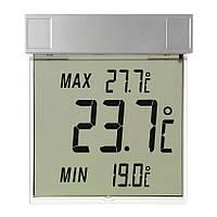 Термометр цифровой оконный TFA Vision 301025 silver