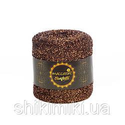Фантазийный шнур Maccaroni Confetti, цвет Бронзовый