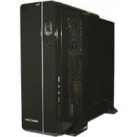 Корпус LogicPower S601BS Black / Black / Silver 400W S601BS Desktop.Mini-Tower.miniITX.2хUSB 2.0.Audio.Mi