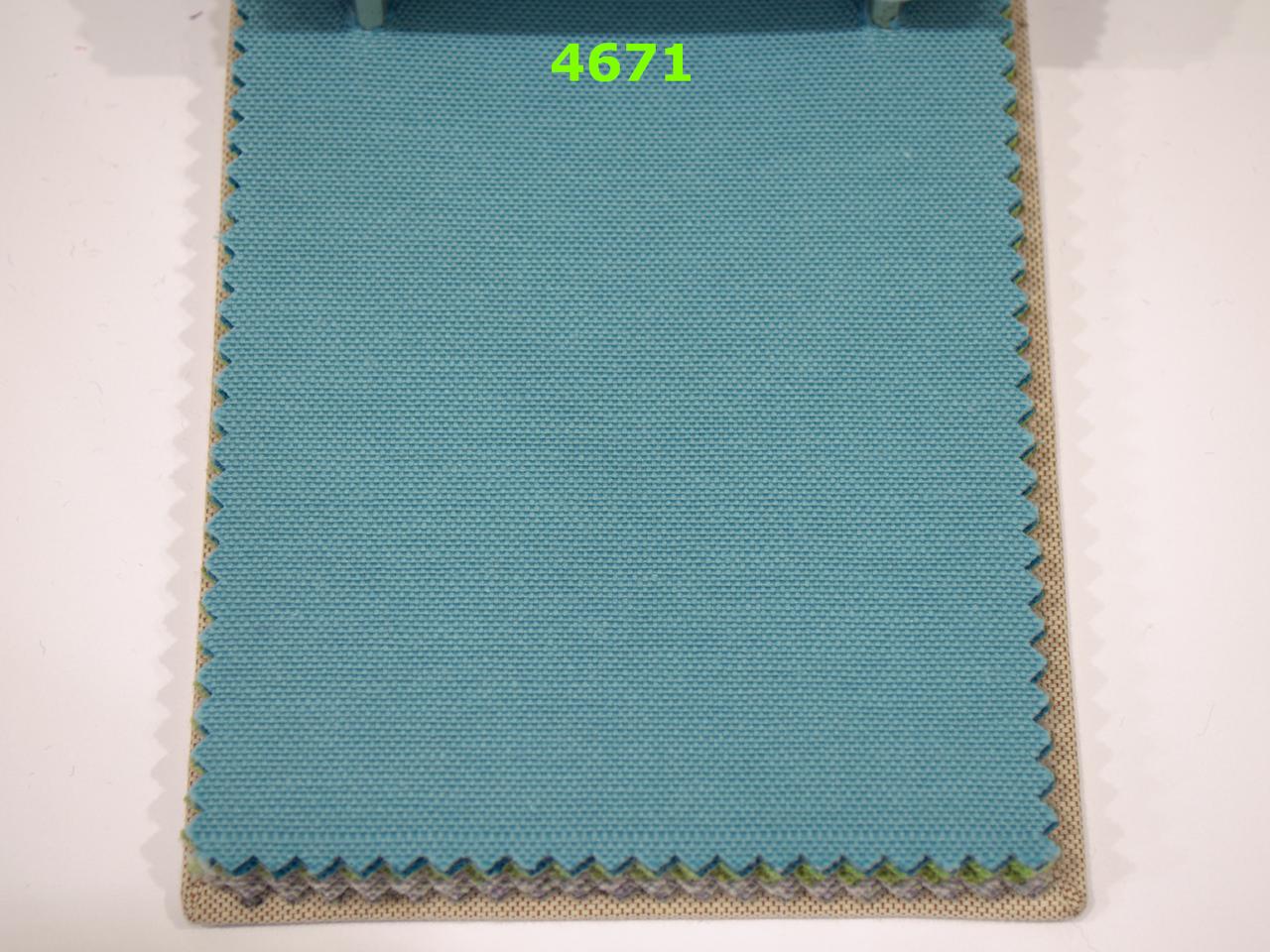 Тканина для Скатертин Блакитна Бірюза з просоченням Тефлон-180 Однотонна Туреччина 180см