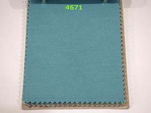 Тканина для Скатертин Блакитна Бірюза з просоченням Тефлон-180 Однотонна Туреччина 180см, фото 2