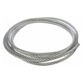 Трос d6 (сталь оцинкованная)